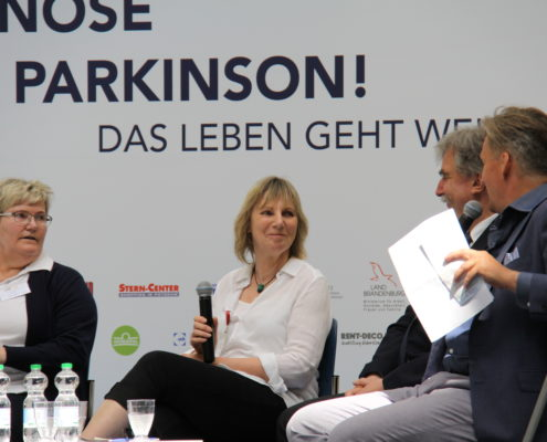 Keep Moving | Taiji-Therapie - Diagnose Parkinson I Diskussionsrunde