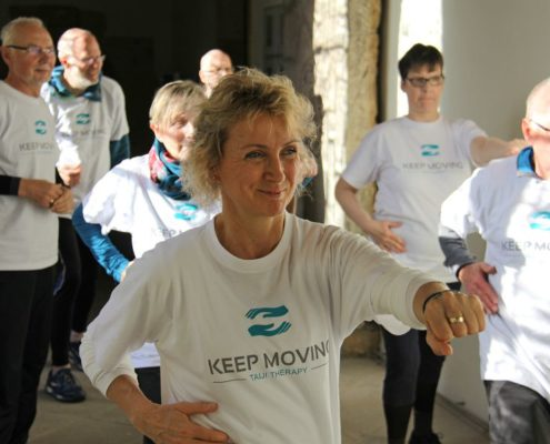 Keep Moving | Taiji-Therapie im Kloster Frenswegen 2017