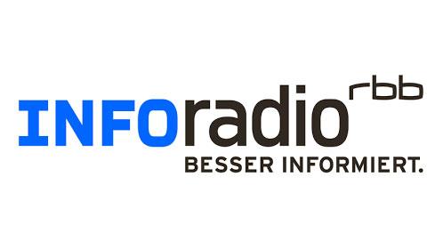 Interview mit Mirko Lorenz beim RBB Inforadio (Medien)