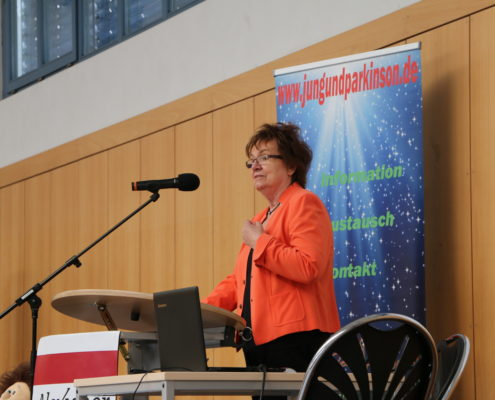 Keep Moving | Taiji-Therapie - Parkinson Symposium in Berlin · Magdalene Kaminski