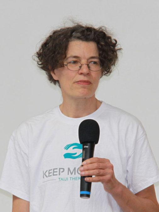 Keep Moving | Taiji-Therapie bei Bewegungsstörungen und Parkinson | Lizenzierte Trainer · Ulrike Middelhoff