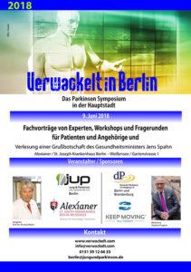 Verwackelt in Berlin - Das Parkinson Symposium in der Hauptstadt