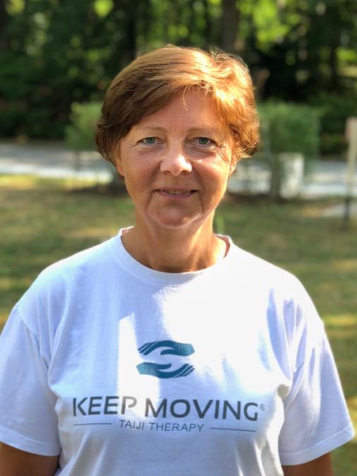 Keep Moving | Taiji-Therapie bei Bewegungsstörungen und Parkinson | Lizenzierte Trainer · Elke Röbisch