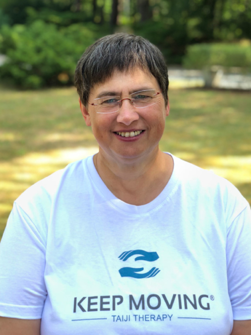 Keep Moving | Taiji-Therapie bei Bewegungsstörungen und Parkinson | Lizenzierte Trainer · Ulrike Rödde