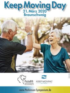 Keep Moving | Taiji-Therapie bei Bewegungsstörungen und Parkinson · Keep Moving Day 2020