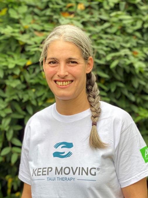 Keep Moving | Taiji-Therapie bei Bewegungsstörungen und Parkinson | Lizenzierte Trainer · Annette Rixen